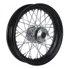 PAUGHCO POWDERCOATED 40-SPOKE WHEEL
