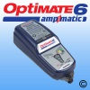 OPTIMATE 6 BATTERILADDARE 12V